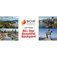 BC Hospitality Foundation Lottery - BC: Our Beautiful Backyard